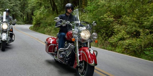 Indian Springfield Road King Bike 2016
