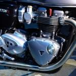 Triumph Thruxton R 1200 Technical Review 2016