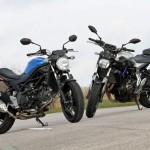 Comparison: Yamaha MT-07 vs Suzuki SV 650