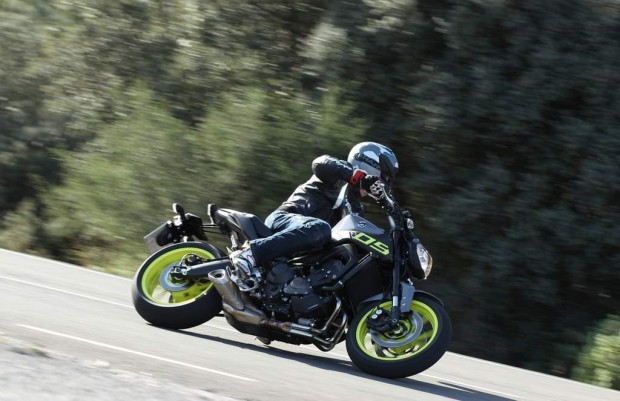 Yamaha MT-9 Future Trial 2016 Test & Reviews