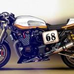 Yamaha XJR1300 Perfect Café Racer Bike