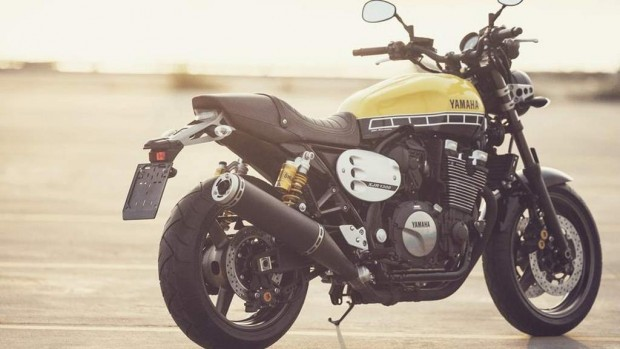Yamaha XJR1300 and SR400 Derive their Reverence
