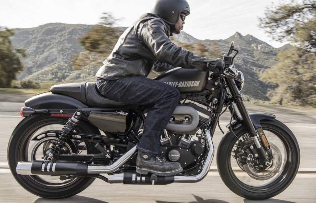 Harley-Davidson Sports Roadster 2016