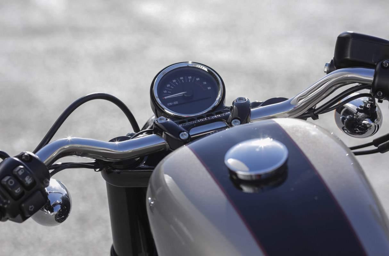Harley Davidson XL1200CX Sportst Roadster Mechanism