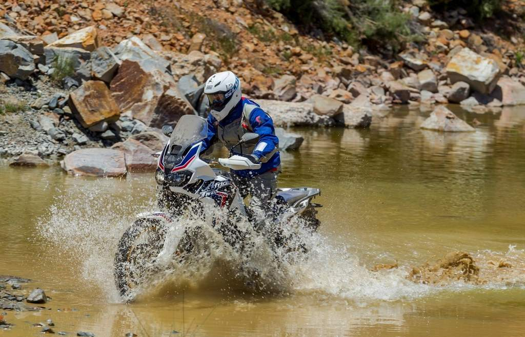 Honda Africa Twin Extreme Enduro adventure Review