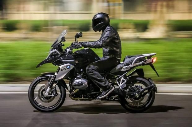 New BMW R 1200 GS Triple Black