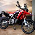Honda CRF 250 Rally inOsaka Motor Show
