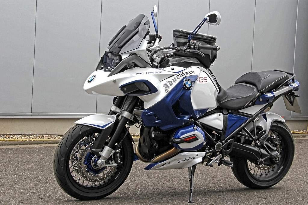 BMW R 1200 GS Adventureby Wunderlich for Excellence