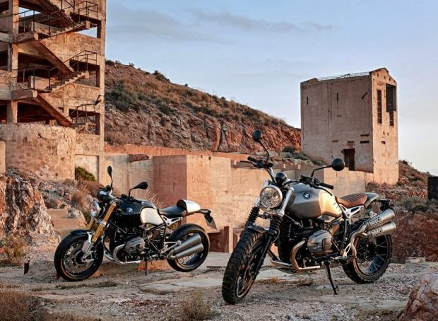 BMW R NINE T Scrambler Review and Test