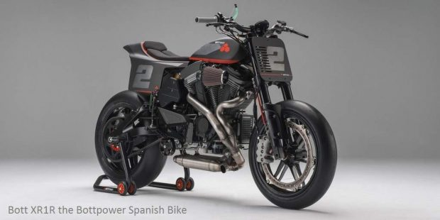 Bott XR1R the Bottpower Spanish Bike
