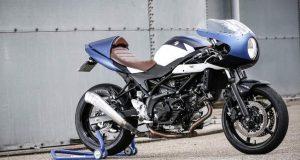 Suzuki SV650 Cafe Racer Bike from Custom KikiShop