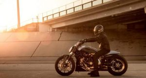 Ducati XDiavel Cruiser Bike by Roland Sands