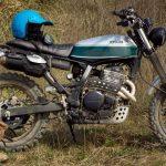 Honda Dominator scrambler Bikes OSB Soul