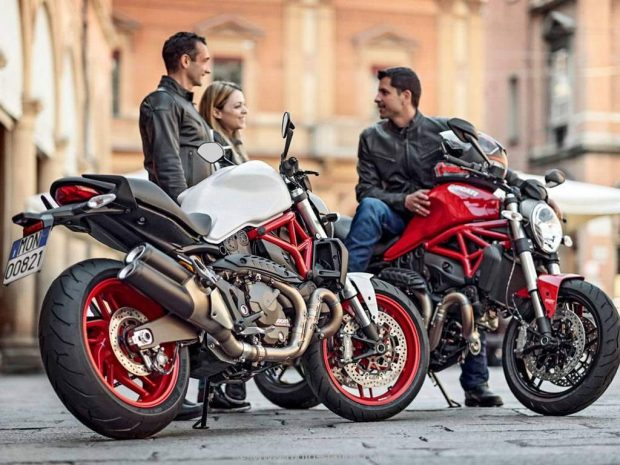 Ducati Monster 803 2017 the Timeless Roadster