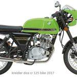Kreidler Dice CR 125 Custom Bike 2017