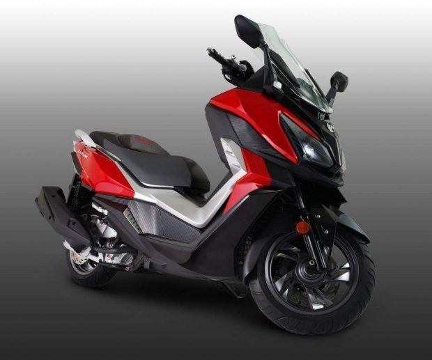 Kymco SYM Going to Launch Maxiscooter CRUiSYM
