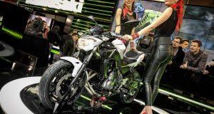Kawasaki Z650 the ER-6n 2017