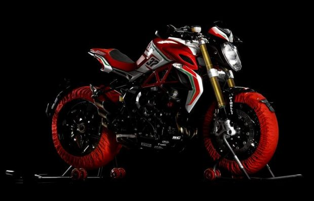 MV Agusta 800 RC Dragster Sporty 2017
