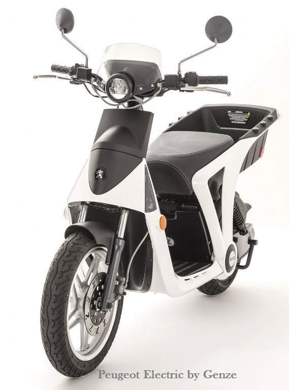 Peugeot Electric by Tech Mahindra Genze