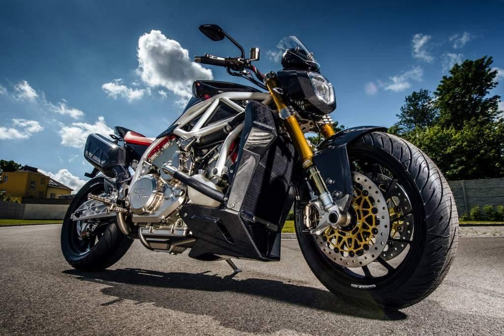FGR Midalu 2500 V6 Bike 2016