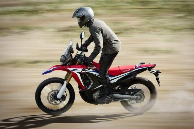 5 Low-octane Trail or Small Displacement Motorbikes 2017