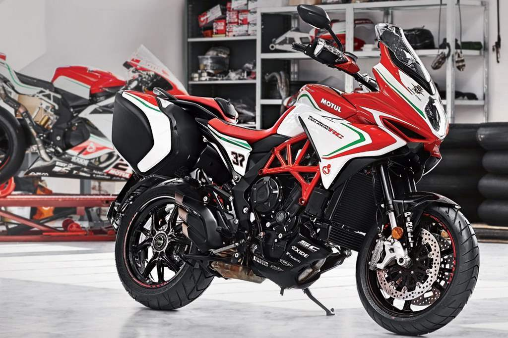 MV Agusta Turismo Veloce RC Reparto Corse Version Bike 2017