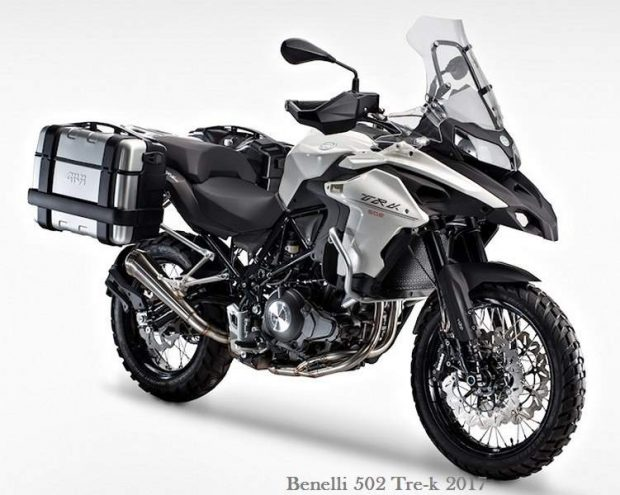 Benelli 502 Tre-k 2017
