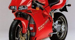 Ducati 916 the Most Popular Best Bike from History