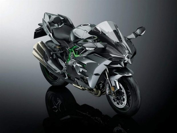 New Kawasaki Ninja H2 Carbon 120 With Enhanced Technology