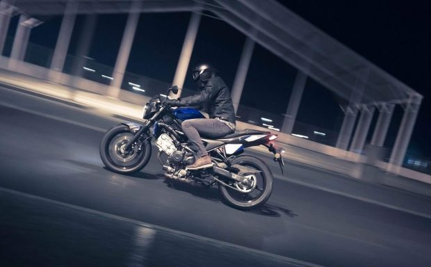 Suzuki SV650 Cafe Racer Limited Edition 2017