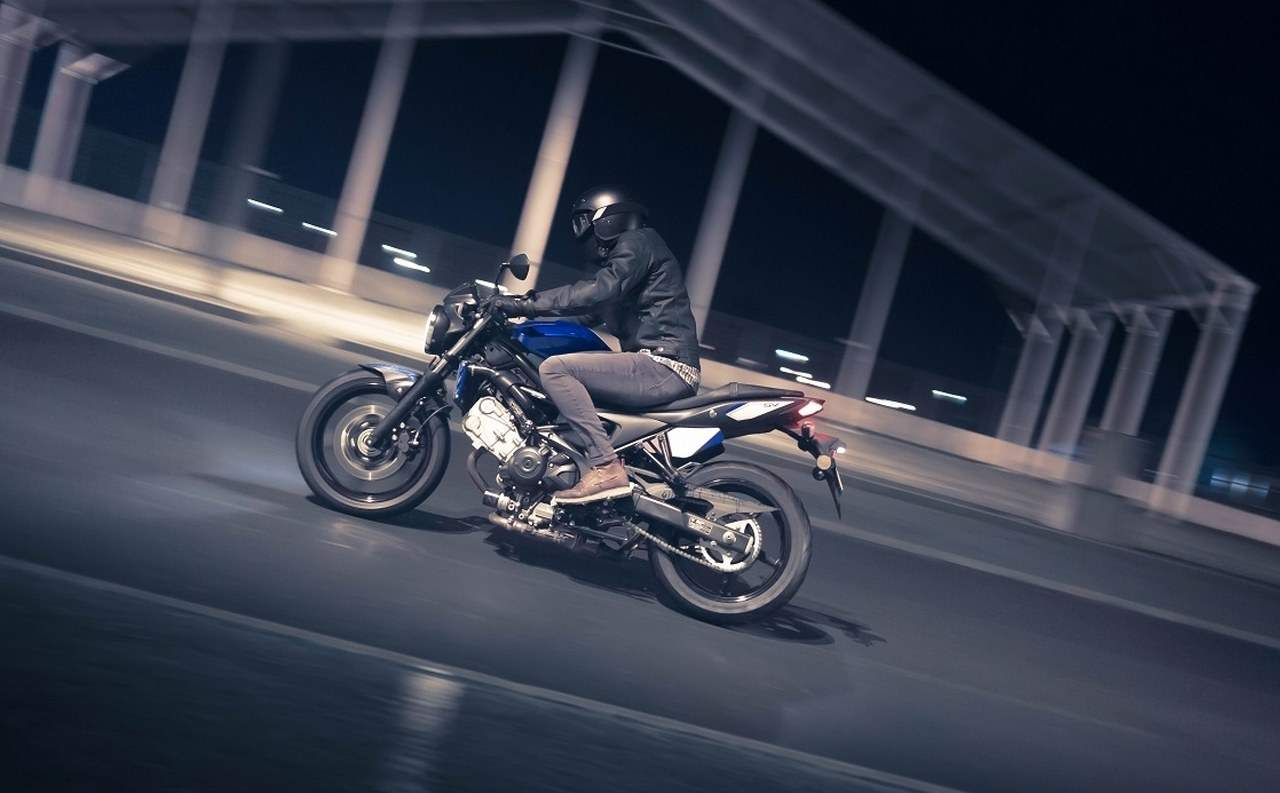 Suzuki SV650 Cafe Racer Limited Edition 2017