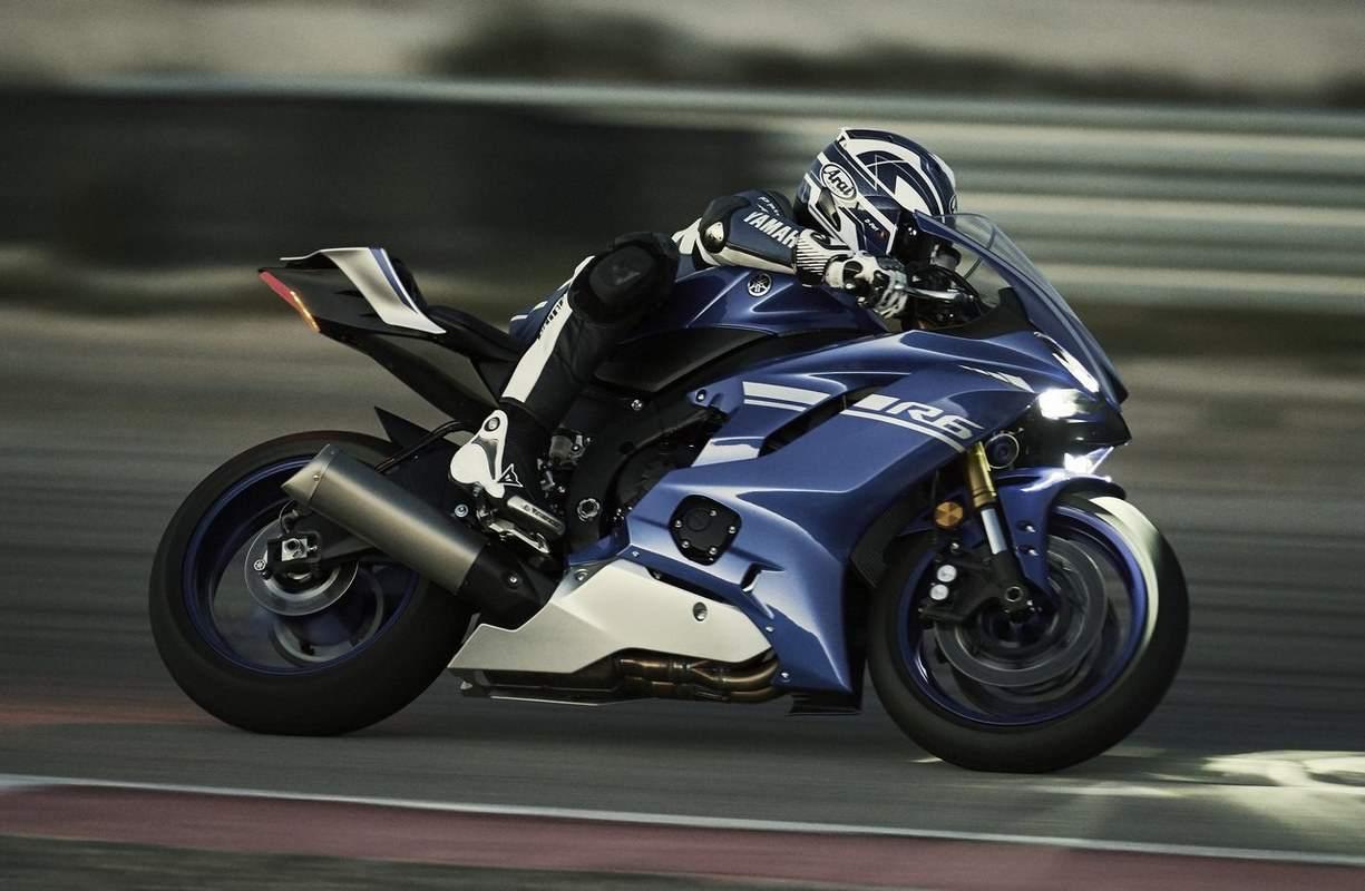 Yamaha YZF-R6 2017 Electronics Supersport for MotoGP