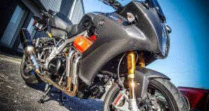 Motus MSTR Carbon 2017 American V4 Motorcycles
