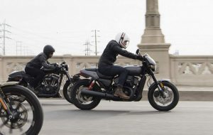 Harley-Davidson Street Rod Supermini Powerful Motorcycle