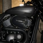 Harley-Davidson Street Rod Supermini Powerful Motorcycle