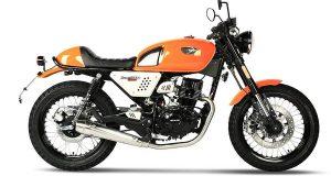Hanway Raw Sport SR 125 Euro 4 Motorcycle