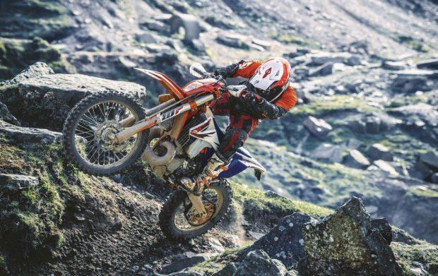 KTM EXC Enduro 2018 New Technology IPT Motorcycles