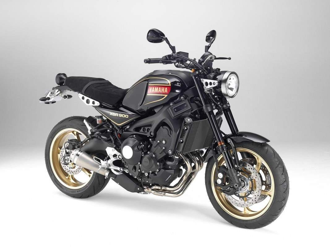 Yamaha XSR900 Japanese Look Like of the Yamaha RD250