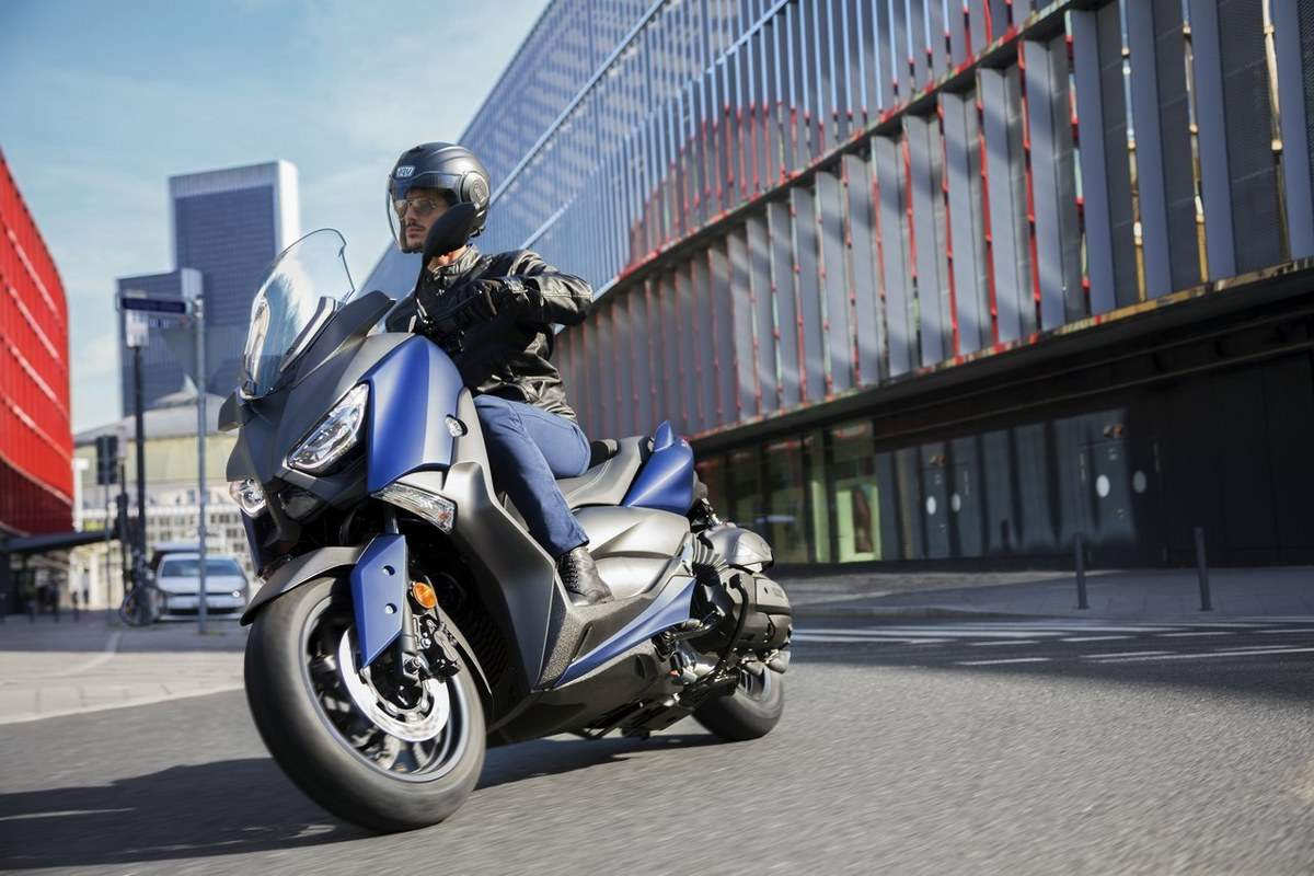 Yamaha X-Max 400 New Generation Scooter 2018