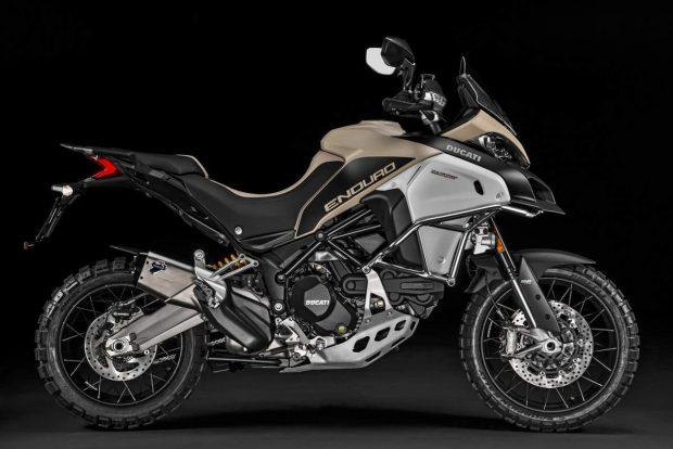 Ducati Multistrada 1200 Enduro Pro 2017