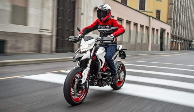 Ducati 939 Hyper bike 2018