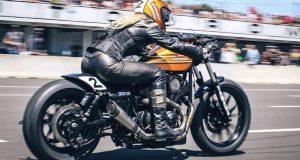 Yamaha XV950 Drag Intermot 2018