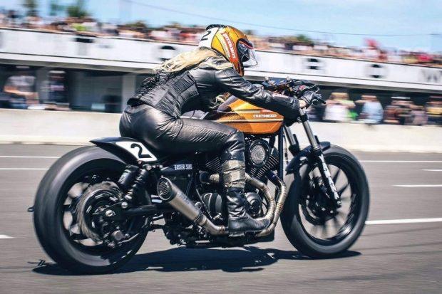 Yamaha XV950 Drag Intermot 2018 Motorcycle