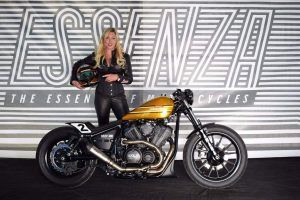 Yamaha XV950 Drag Motorcycle 2018